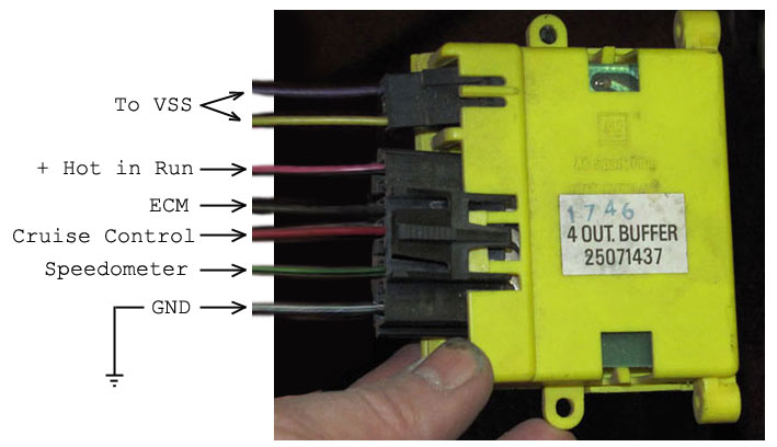 Chevy Ignition Control Module Location on maf sensor wiring diagram